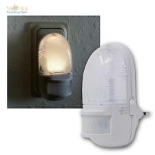 LED Nachtlicht mit Bewegungsmelder 3 LED weiß Notlicht Orientierungslicht Sensor