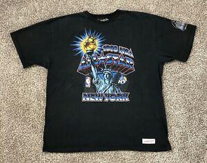 1998 NBA All Star T Shirt Retro Mitchell & Ness Basketball Men's Size 3X Large