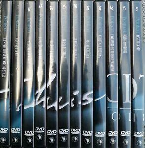 Hercule Poirot Lot De 12 Dvd Parmi Les vol 1 à 51 Agatha Christie