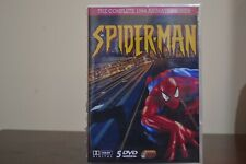 Spider-Man 1994 Animated Cartoon TV Series Complete DVD Set