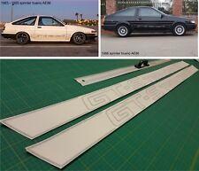 Toyota Corolla AE86 GT-S twin cam 16v decals stickers 1984 - 1987 trueno GTS