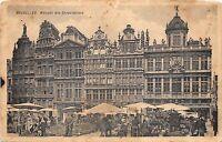 B58665 Bruxelles Maison des Corporations  belgium