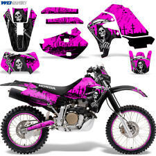 Honda XR650 Graphic Decal Kit Dirt Bike Sticker Wrap XR650R 2000-2010 REAP PINK