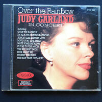 OVER THE RAINBOW [Judy Garland in Concert] CD 87 Cole Porter Hammerstein Chaplin