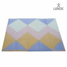 Baby Home & Kitchen Features Play Mat Extra Thick EVA 40 Triangle NON Toxic Kids
