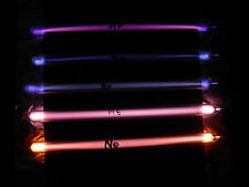 Tesla Ampullen Set Edelgase Argon Helium Krypton Neon Xenon violet ray