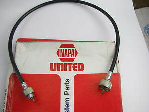 Napa 48545 Speedometer Cable 26in Length