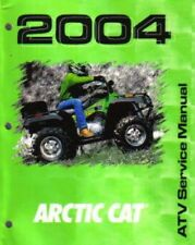 Arctic Cat 1997 ATV Bearcat 454 2x4 repair shop service manual on CD
