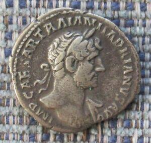 HADRIAN Roman silver denarius