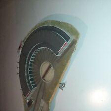 ho scale round house