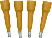 Tool Hub 6806 4 Piece Lead Engine Spark Plug Socket Tester Set Leads HT Ignition