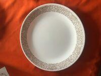 "Corelle Vintage Woodland Brown Dinner Plate 10 1/4"""