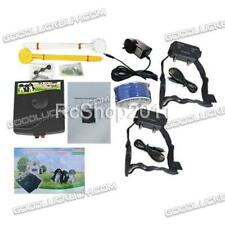 Waterproof Rechargeable Hidden Electric Fence System 2 Dog Shock Collars W227B