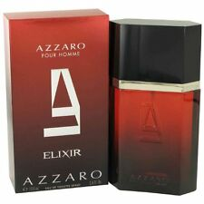 Elixir Pour Homme By Azzaro * EDT Spray * 3.4 oz * NEW IN BOX * AUTHENTIC