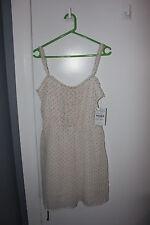Zara Women's Polka Dot Short Sleeve Dresses