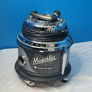 Filter Queen Majestic Vacuum Model 95X Canaster Tested in EXCELLENT CONDITION