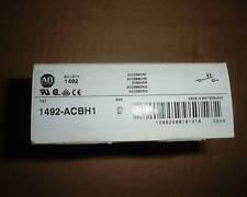 Allen Bradley  1492-ACBH1  NIB 1492 ACB H1