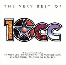 The Very Best of 10cc [Import] [Remaster] by 10cc (CD, Mar-1997, Mercury)