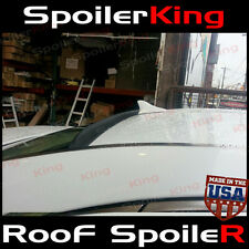 (284R) Rear Roof Spoiler Window Wing (Fits: Hyundai Equus 2010-16)