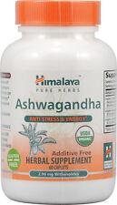 Ashwagandha, 60 ct, Himalaya Herbals