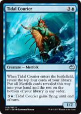 4x Tidal Courier NM Duel Decks: Merfolk Vs Goblins  Blue