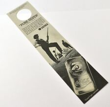 Coca-Cola Coke prospectus USA Flyer 1975-Nashville Pure Silver 75th Anniversary
