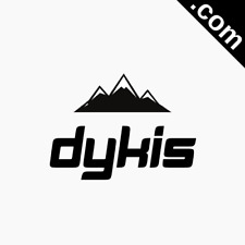 DYKIS.com 5 Letter Catchy Brandable Premium Domain Name for Sale Godaddy