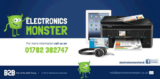 electronics monster store