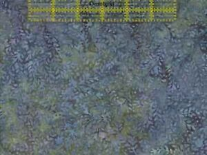 1396 Marlin 275 Blue Hoffman Fabric