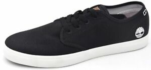TIMBERLAND MAN SNEAKER SHOES SPORTS CASUAL TRAINERS CANVAS UNION WHARF OXFORD