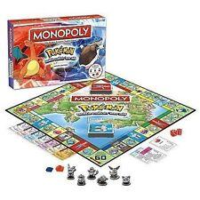Winning Moves Monopoly Pokemon Board Game