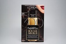 L'Oreal Paris Superior Preference Mousse Absolue, 300 Pure Darkest Brown