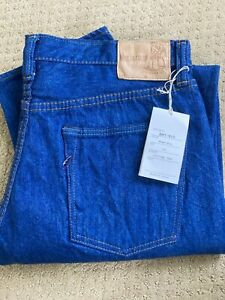 PURE BLUE JAPAN Blue in Green exclusive BRT-013 Selvedge Selvage jeans