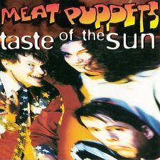 MEAT PUPPETS: TASTE OF THE SUN – 8 TRACK CD, USA PROMO, RARE