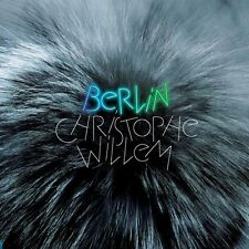 CHRISTOPHE WILLEM - CD PROMO BERLIN - RARE - COLLECTOR
