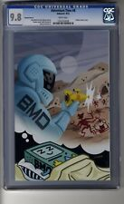 Adventure Time # 8 Virgin Cover C - CGC 9.8 WHITE  Pages - Finn & Jake