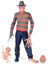 "NECA A Nightmare On Elm Street 5 The Dream Child FREDDY KRUEGER 7"" Figure 2011"