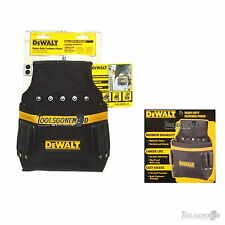 DEWALT D5100 HEAVY DUTY BALLISTIC NYLON FASTENER POUCH BRAND NEW