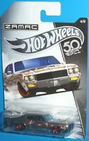 2018 HOT WHEELS Zamac '70 Buick GSX 4/8 Walmart 1970 NIP Flames
