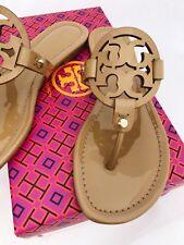 797f1cf5325bed NIB Tory Burch Miller Sandals Flip Flop Sand Tan 7 7.5 8 8.5 10