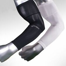 2PAIRS NBA UV COOLING COMPRESSION SPORTS ARM SLEEVES