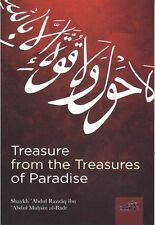 Treasure from the Treasures of Paradise by Shaykh Abdul Razzaq ibn Abdul Muhsin