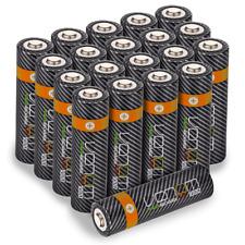 Venom Power Recharge - 1000mAh Rechargeable AA Batteries (20-Pack)