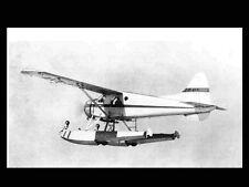 DEHAVILLAND BEAVER DHC-2 AIRPLANE FLIGHT MANUAL for Bushplane & Seaplane Service