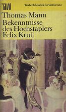 ◉ Thomas Mann el promesas ineptos felix krull premio nobel de literatura