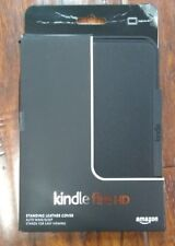 "New Amazon Kindle Fire HD 7"" Standing Leather Cover"