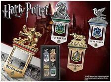 Harry Potter Hogwarts House Bookmark Set - New & Official Warner Bros