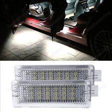 Canbus LED Door Courtesy Footwell Light BMW E60 E61 F10 F11 F07 E63 E64 F12 X5