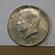 monnaie usa etats unis kennedy half dollar 1966