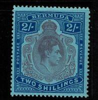 Bermuda SG# 116, Mint Hinged, Hinge/Page Remnant, some gum toning - S5167